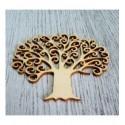 arbre de vie 15x14 cm 1068 une découpe en bois pour vos création