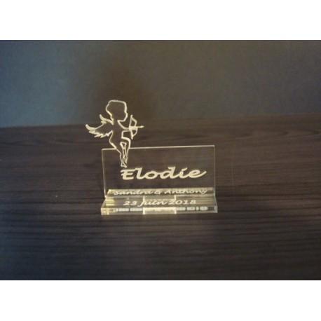 Cupidon marque place 1987 avec gravure