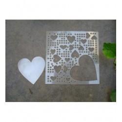 Coeur P0215 pour vos réalisation