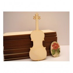 violon 1931embellissement en bois pour vos créations