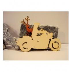 Moto 1817 en bois pour vos créations