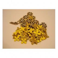 fleurs 01761 en mousse lot de 20 pour vos albums de scrapbooking