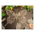 Pochoir masque papillon P0175 pour vos pages, vos cartes, vos murs