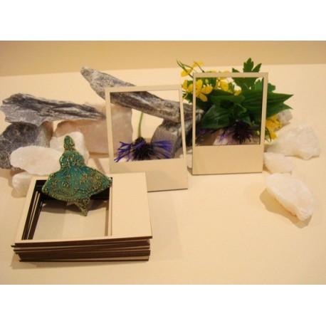 Cadre polaroid ba061 lot de 10 pour vos albums de scrapbooking