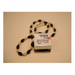 Encre MAT2 tampon versafine couleur onyx black