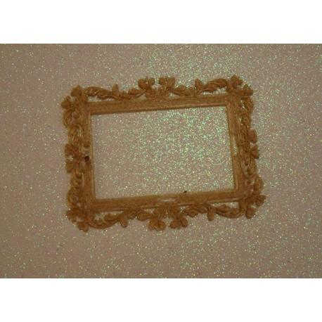 Cadre carré grande taille obj011 matière ABS