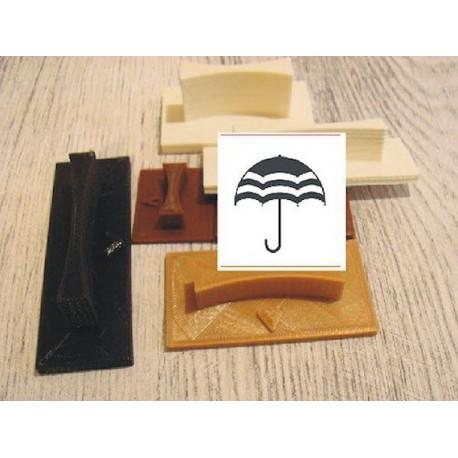 Tampon parapluie tc220 monture abs