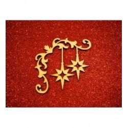 Boule de étoile 1582 un décor de fête
