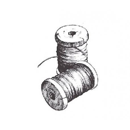 Tampon bobine de fil tc180 vendu non monté