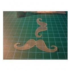 Moustache ba048 pour vous faire beau fond de page