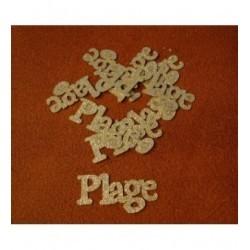vos mots paillette 1299a une découpe en bois pour vos création