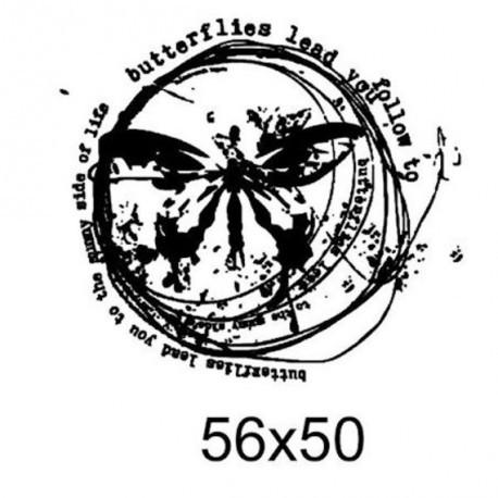 Tampon papillon tc020 vendu non monté