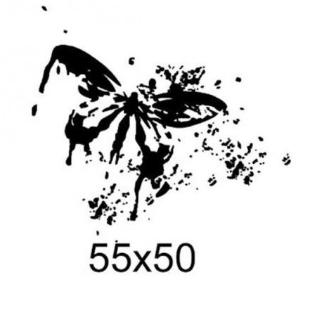 Tampon papillon tc021 vendu non monté