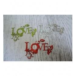 love paillette 1056 une découpe en papier pour vos création