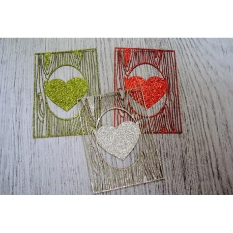 Essence de coeur 1073/1319 une découpe en bois pour vos création