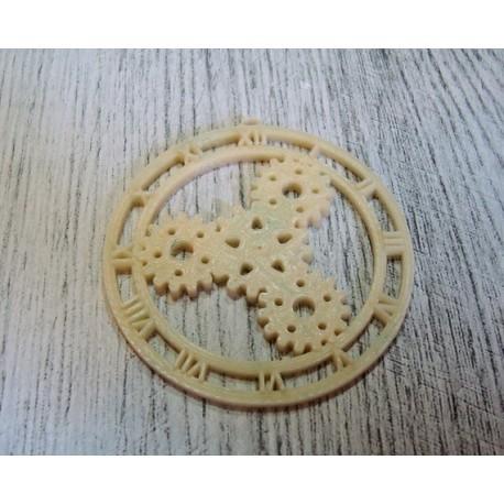 Cadran horloge obj014 matière ABS