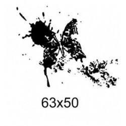 Tampon papillon tc004 vendu non monté