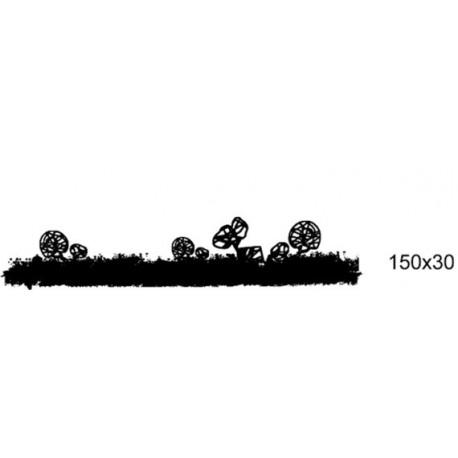 Tampon fleur tc003 vendu non monté