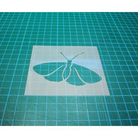 Papillon P0125 pour vos pages, vos cartes, vos murs