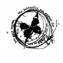 Tampon papillon tc014 vendu non monté