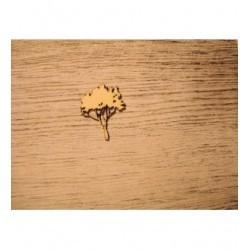 Arbre 1204 embellissement en bois pour vos créations