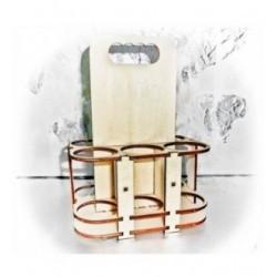 Rangement HD023 de vos flacons pour scrapbooking
