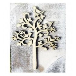 Arbre 260 un embellissement en bois pour vos créations