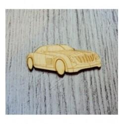 voiture de sport 1156 en bois pour vos créations