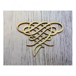 arabesque 1105 en bois pour vos créations