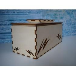 Rangement HD001 une boite avec une cachet pour vos secret