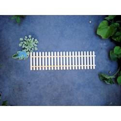 Barrière scrapbooking fairy garden 02108