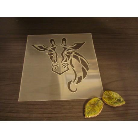 Girafle PO00225 pour vos pages, vos cartes, vos murs