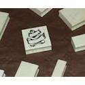 Tampon ruban TC259 5 x 5 cm