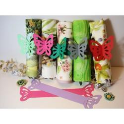 anneaux de serviettes papillon 02230 par 10