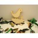 Oiseau dans son nid 02278