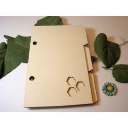 Couverture papier 270 grs 02415 mini pour scrapbooking
