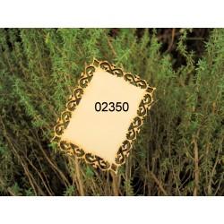 cadre 02350 embellissement décoration pour scrapbooking