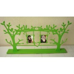 Décoration porte photo arbre 02433 mariage famille anniversaire souvenirs cadeau