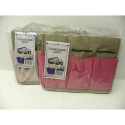 Tote sac rangement pour scrapbooking